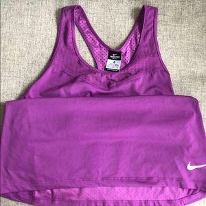 Nike DRI-FIT tank- never worn